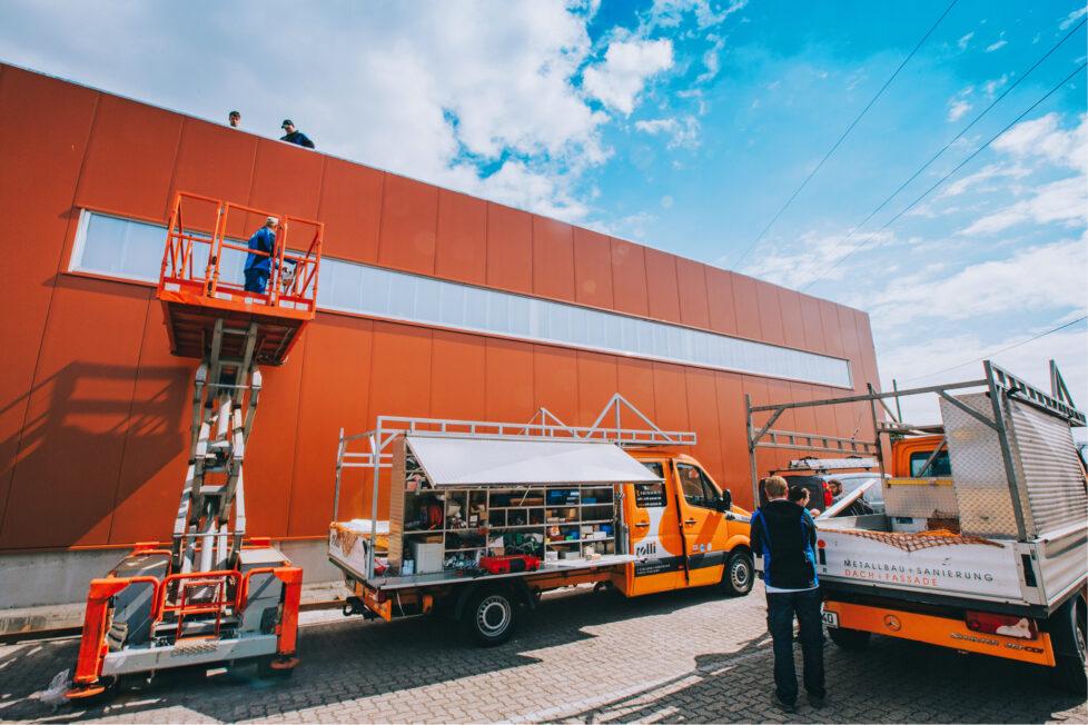 Projektleiter für Dach- und Fassadenbau (m/w/d)