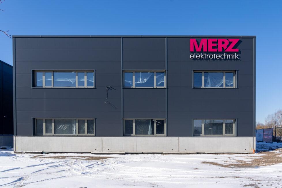 BV in Speyer – Gebäudehülle und Mitarbeiter – 2020/21